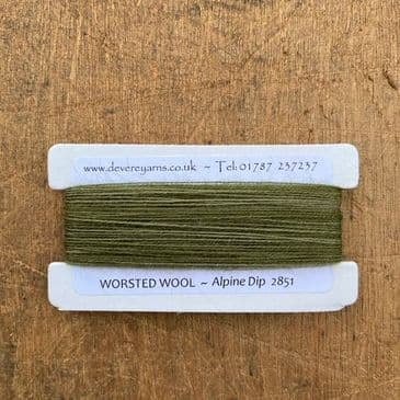 2851 Alpine Dip - Worsted Wool - Embroidery Thread