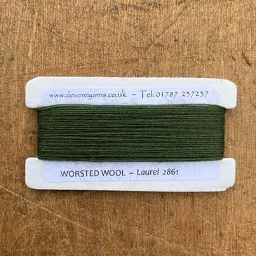 2861 Laurel - Worsted Wool - Embroidery Thread