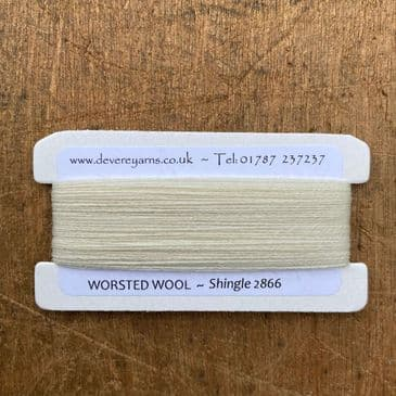 2866 Shingle  - Worsted Wool - Embroidery Thread