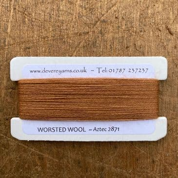 2871 Aztec - Worsted Wool - Embroidery Thread