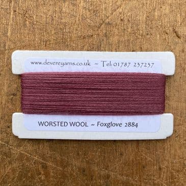2884 Foxglove - Worsted Wool - Embroidery Thread