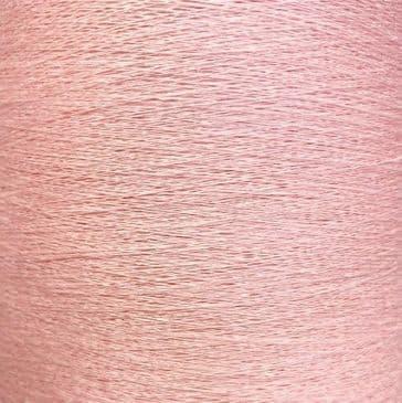 60's Lea Linen Wetspun - Pink - 200g cone
