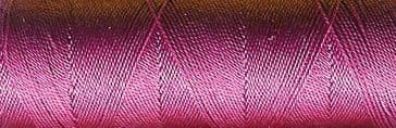 Silk Button Hole Thread - Turkish Delight Pink
