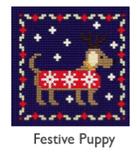 Festive Puppy