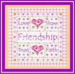 Friendship Words - Ref No. P150263