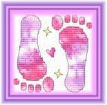Girlie Fancy Feet -P150244