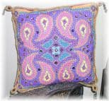 Indian Paisley Tile - Ref No. C150213