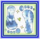 Jr Fancy Feet - P150248