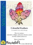 Mini Colourful Feathers Kit