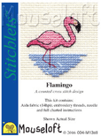 Mini Pink Flamingo Kit