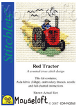 Mini Red Tractor Kit