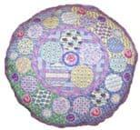 Patchwork Circles - C150207