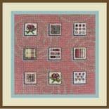 Pink Squares P150204