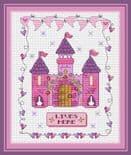 Princess Castle Nameplate