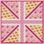 Rose Union Jack - C150215