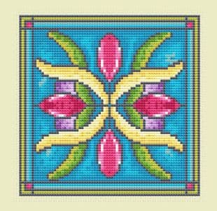 Stained Glass II Card - CA150240