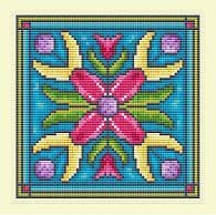 Stained Glass IV Card - CA150245