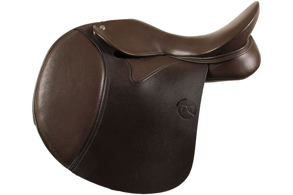 17 Inch Classique General Purpose Saddle With General Purpose Moveable Block Flap