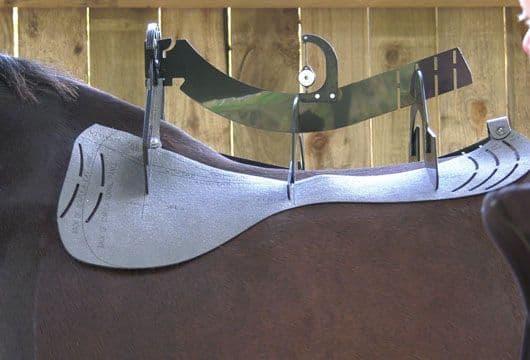 Saddle Gauge