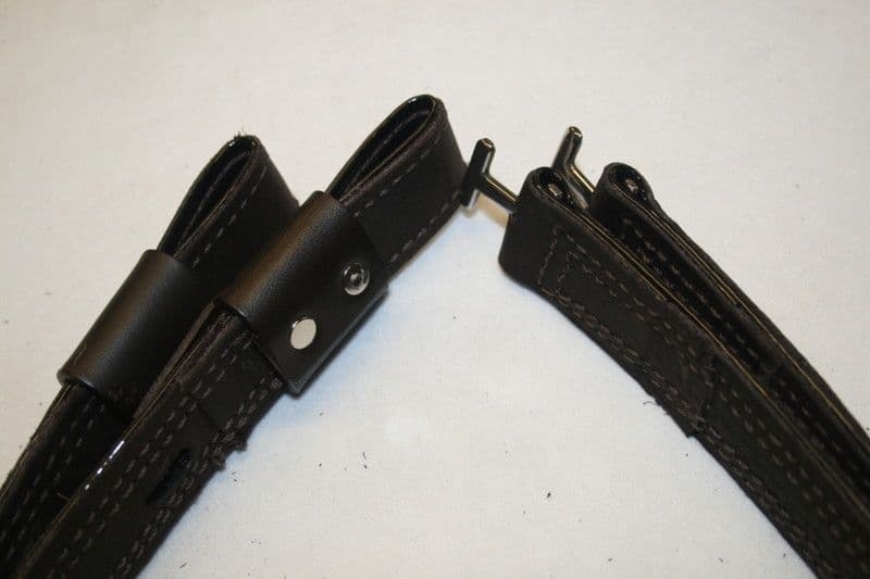 WOW Stirrup Leathers