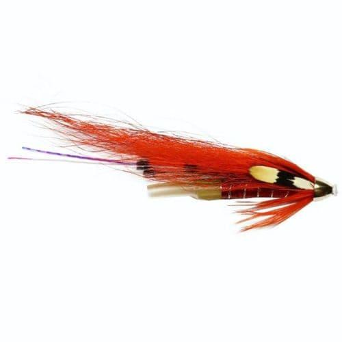 Conehead Salmon Fly - Ally Dog