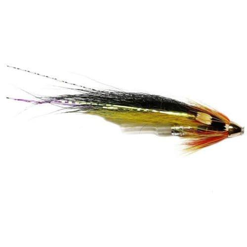 Conehead Salmon Fly - Cascade Dog