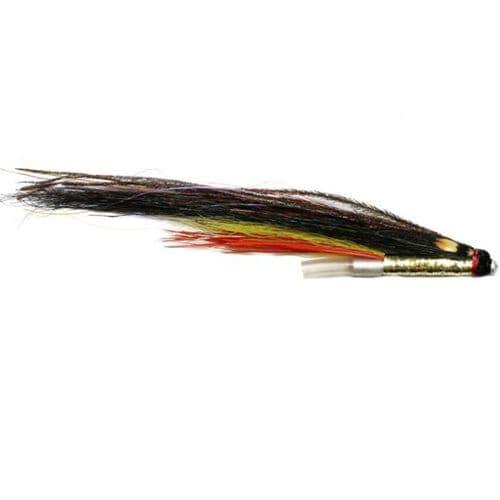 Conehead Salmon Fly - Cohn's Sunray