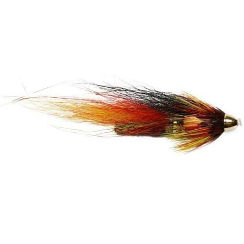 Conehead Salmon Fly - Park Shrimp