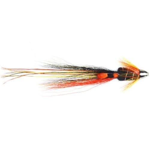 Conehead Salmon Fly - Super Feeler Cascade