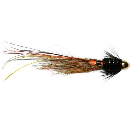 Conehead Salmon Fly - Super Feeler Willie Gunn