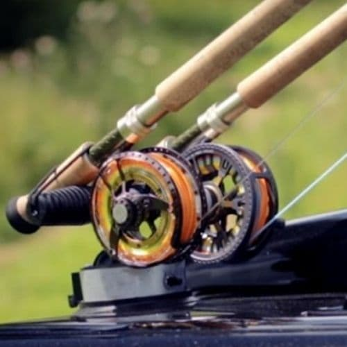 Fly Rods - Double Handed