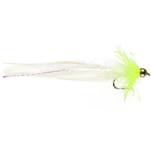 G/B CHARTREUSE CATS LURE - CALEDONIA