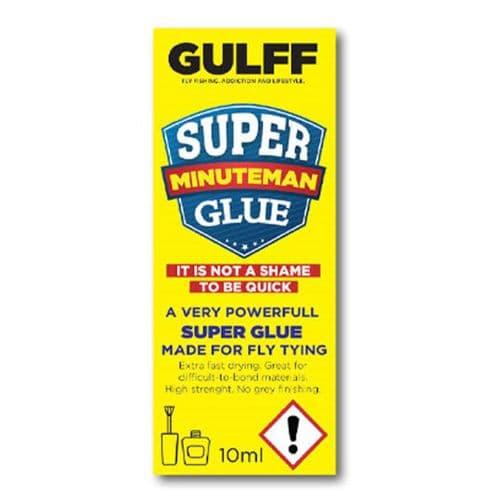 Gulff Minuteman Super Glue 10ml