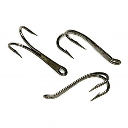 Osprey Scandi Salmon Doubles - Black Nickel Hooks