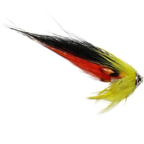 P.U.S Disc Salmon Tube Fly - Cascade