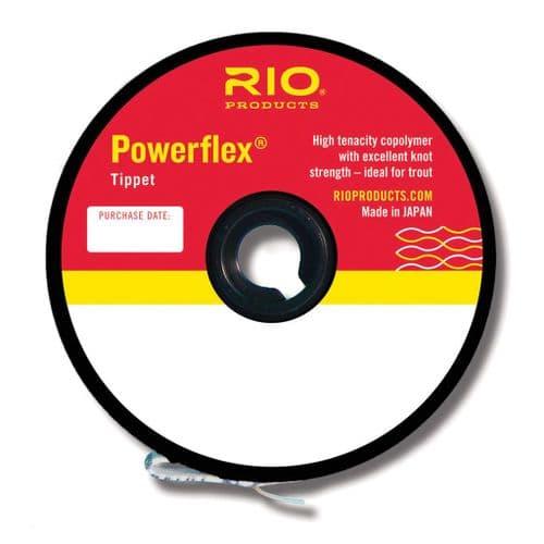 Rio Powerflex Copolymer Tippet 110yds
