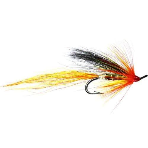 Salmon Fly Double - Ally's Shrimp Cascade