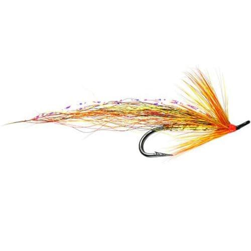 Salmon Fly Double - Fire Gunn