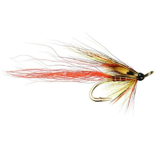 Salmon Fly Double - The Dutchman