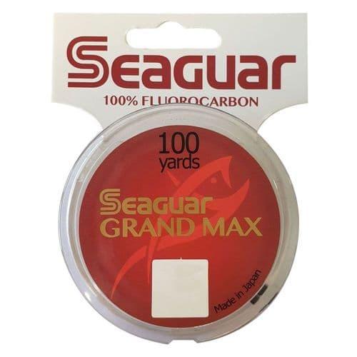 Seaguar Grand Max Fluorocarbon 100yds
