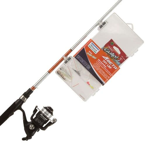 Shakespeare Catch More Fish LRF Fishing Kit 7'