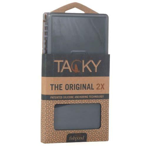 Tacky Original Fly Box 2X