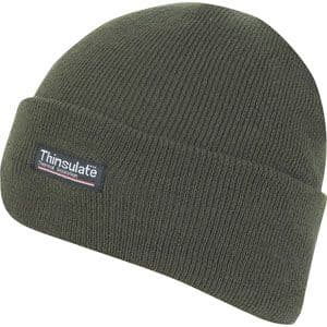 Thinsulate bob hat - Green