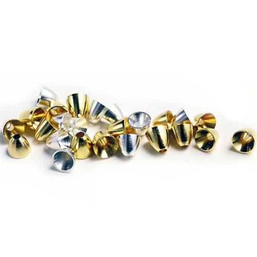 Veniard Brass Cone Heads