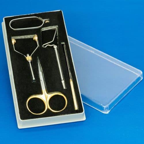 Veniard Gold Loop Fly Tying Tool Kit