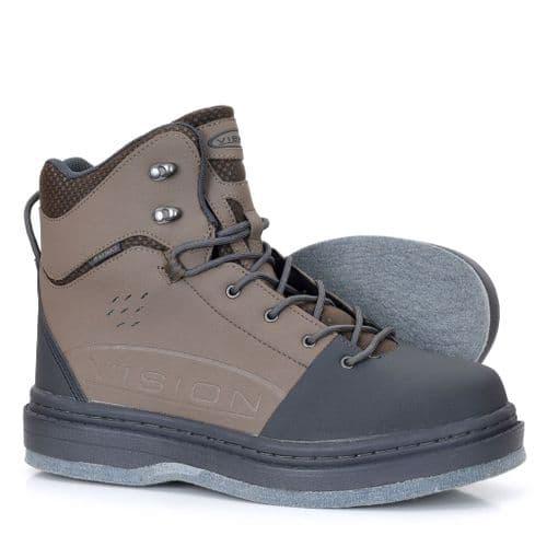 Vision Koski Wading Boots Felt