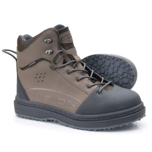 Vision Koski Wading Boots Gummi