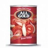 All Gold Braai Relish - 410g