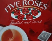 Five Roses - Tea - 100's