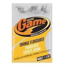 Game - Orange Sachet